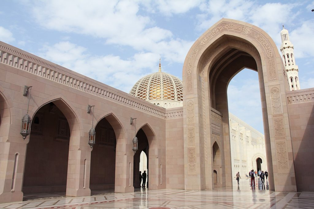 sultan qaboos grand mosque, grand, mosque